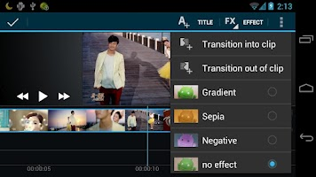 Screenshot of Video Maker Pro Free