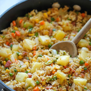 Chinese Fried Rice Pineapple Recipes