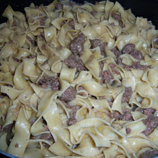 Beefy Noodles (Hamburger Helper Copycat)