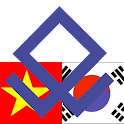 Korean Vietnamese Dictionary icon