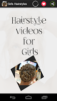 Screenshot of Girls Hairstyles