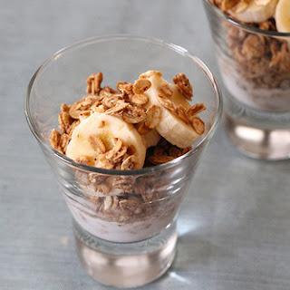 Almond Butter Granola Recipes