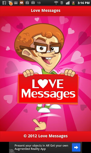 Love SMS Messages - English