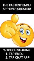 Screenshot of Emoji World ™ Smileys & Emoji