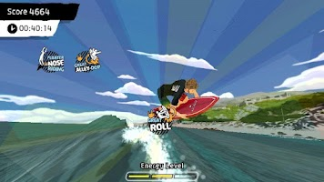 Screenshot of Billabong Surf Trip XperiaPlay