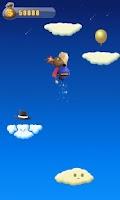Screenshot of Donkey Jump