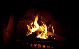Screenshot of Classy Fireplace