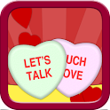 Conversation Hearts icon