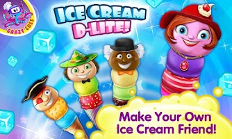 Screenshot of Ice Cream D'Lite Crazy Chef