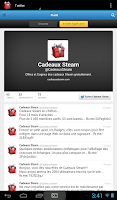 Screenshot of Cadeaux Steam