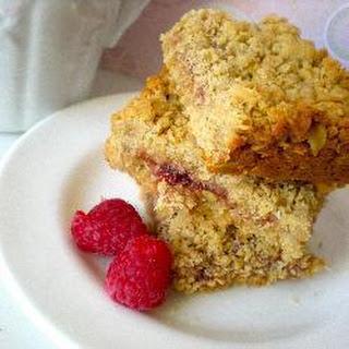 Raspberry Oat Slice Recipes