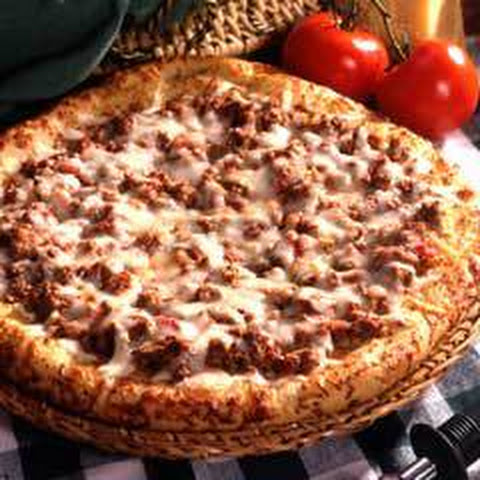 Burger Pizza Deluxe