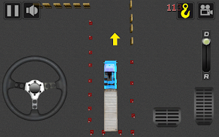 Screenshot of Real Truck Parking 3D