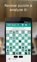 Screenshot of Chess Puzzles - iChess Free