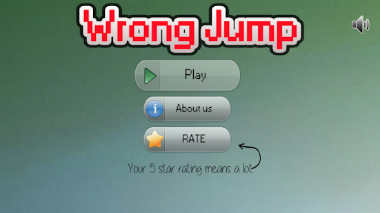 Wrong Jump - screenshot