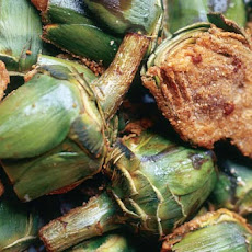 Stuff Artichokes Recipe