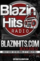 Screenshot of Blazin Hits Radio