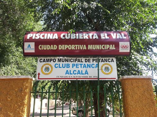 Piscina Cubierta el Val