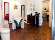 Two Bedroom Holiday Apartment near the Pantheon