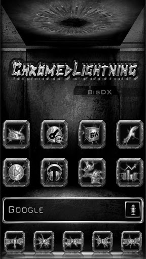 Chromed Lightning Multi Theme