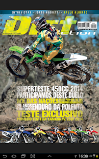 Revista Dirt Action - screenshot