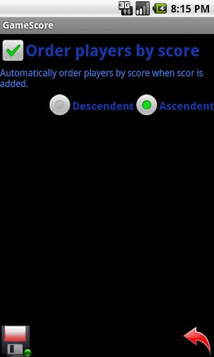玩生產應用App|Game Score Keeper免費|APP試玩
