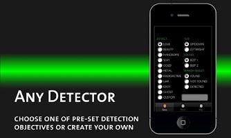 Screenshot of Any Detector  (love,lie,ghost)