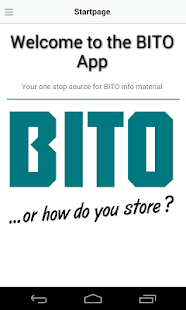 BITO International - screenshot