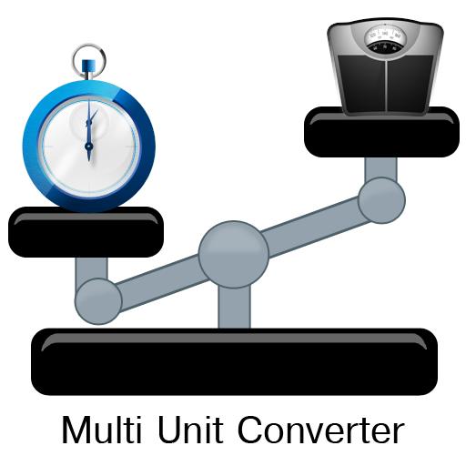 Multi Unit Converter LOGO-APP點子