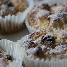 Bread & Butter Pudding Cupcakes