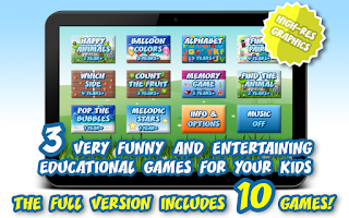 Screenshot of Games for Kids & Babies