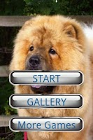 Screenshot of Dog Puzzle: Chow Chow