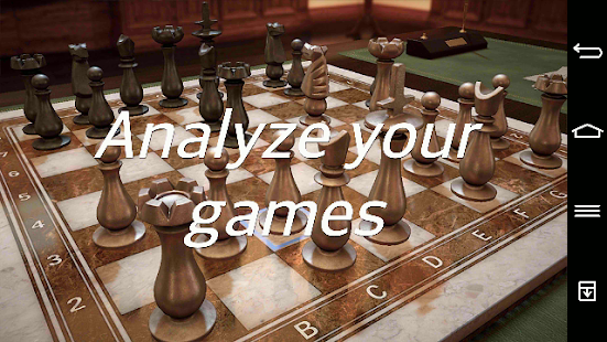 Analyze your games - screenshot