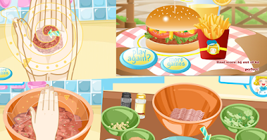 Screenshot of Rie's Recipe Book - cooking