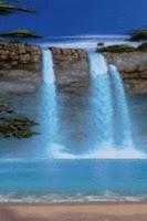 Screenshot of Big Waterfalls Live Wallpaper