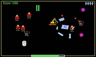 Screenshot of Run Robot Ron