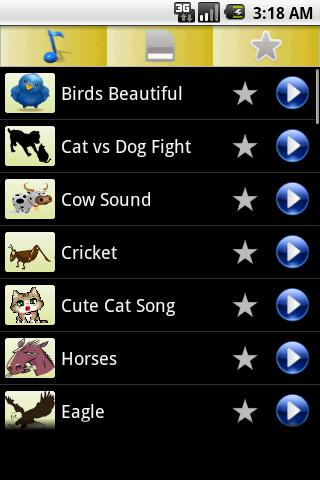 Pets and Animals Ringtones