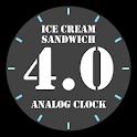 Ice Cream Sandwich Clock icon