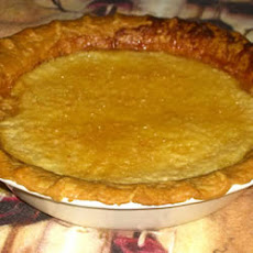 Buttermilk Pie IV
