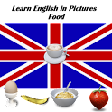English in Pictures Food icon