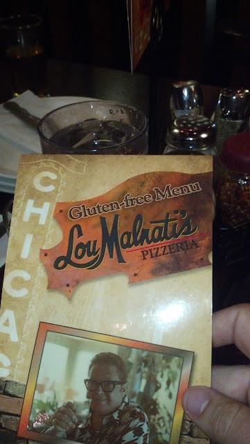 Photo from Lou Malnati's Pizzeria