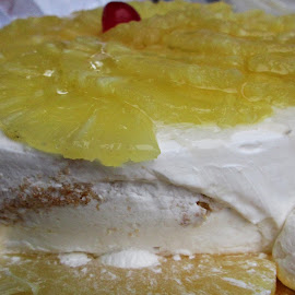 Bolo Ananas by Lia Ribeiro - Food & Drink Meats & Cheeses