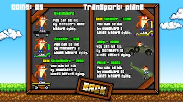 Screenshot of Crash Rat Run