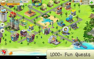 Screenshot of Tiny City