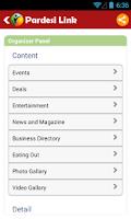 Screenshot of Pardesi Link