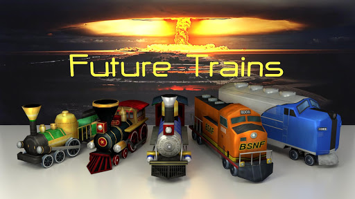 Future Trains - screenshot