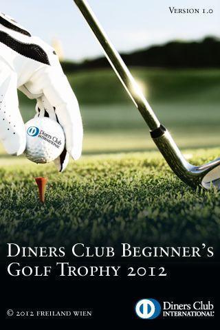 DC Beginner's Golf Trophy