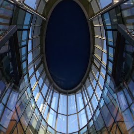 To the sky by Evaldas Kazragis - Abstract Patterns