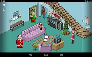 Screenshot of Family Guy Live Wallpaper