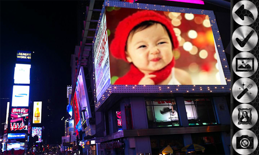 Billboard Photo Funny Ghep anh - screenshot